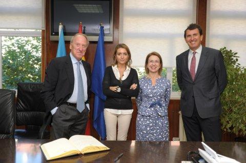 Inauguración do Curso superior de Técnico de Ubanismo - Curso Superior de Técnico de Urbanismo 2012